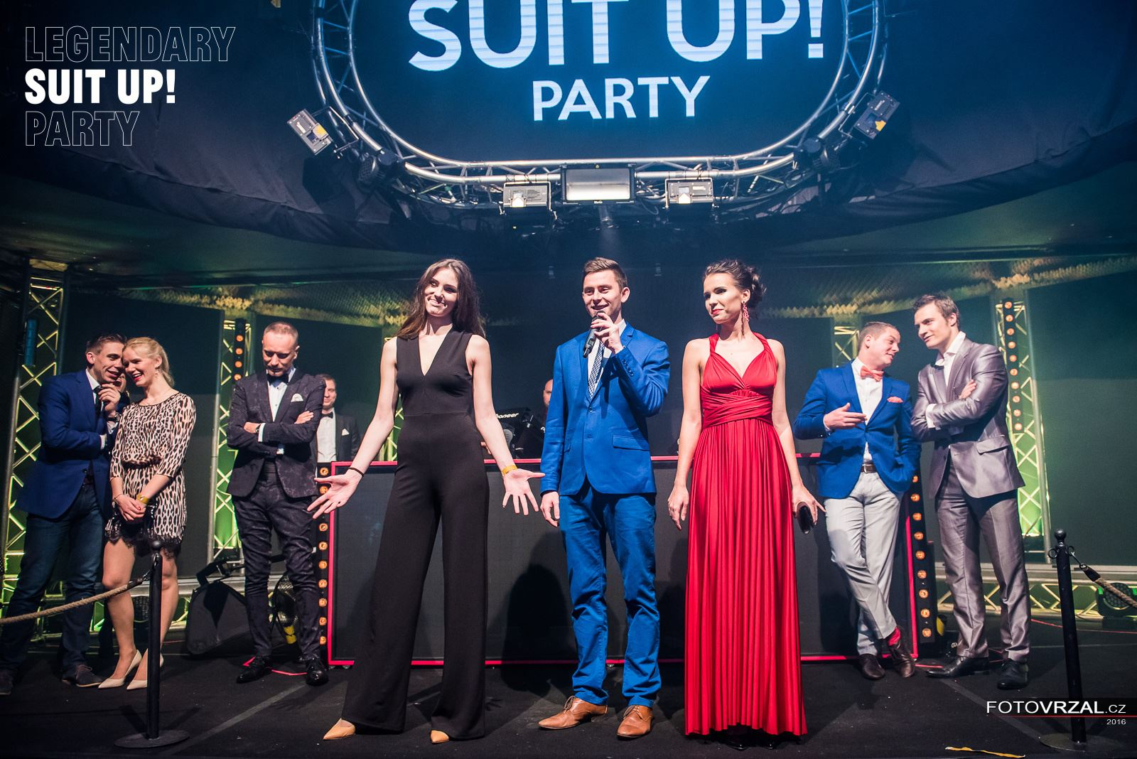 Suit Up Party